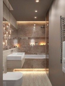 Luxury Bathroom Decoration Ideas For Enjoying Your Bath19
