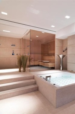 Luxury Bathroom Decoration Ideas For Enjoying Your Bath25