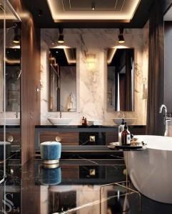 Luxury Bathroom Decoration Ideas For Enjoying Your Bath31
