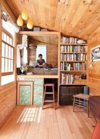Smart Ideas For Decorating A Tiny House For Your Comfortable Family21