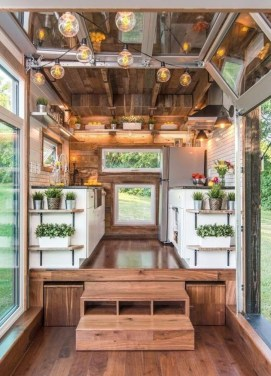 Smart Ideas For Decorating A Tiny House For Your Comfortable Family25