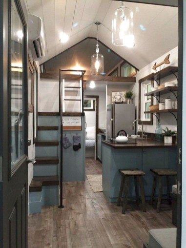 Smart Ideas For Decorating A Tiny House For Your Comfortable Family28
