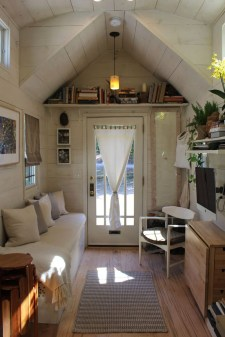 Smart Ideas For Decorating A Tiny House For Your Comfortable Family33