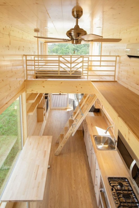 Smart Ideas For Decorating A Tiny House For Your Comfortable Family37