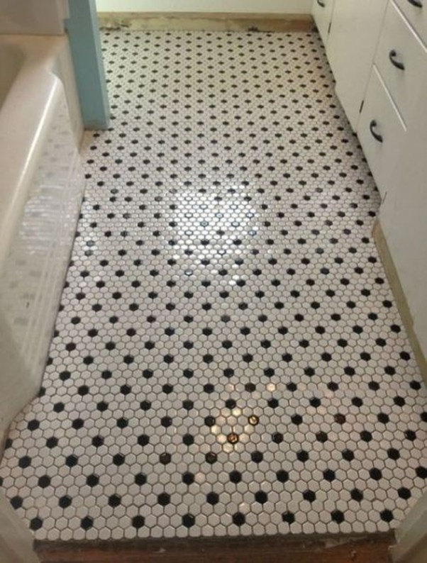 The Best Bathroom Floor Motif Ideas Ready To Amaze You37