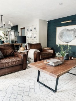 The Best Decorations Industrial Style Living Room That Will Amaze Your Guests36