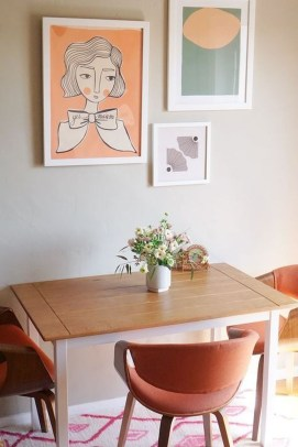 The Most Effective Tiny Dining Room Design Ideas26