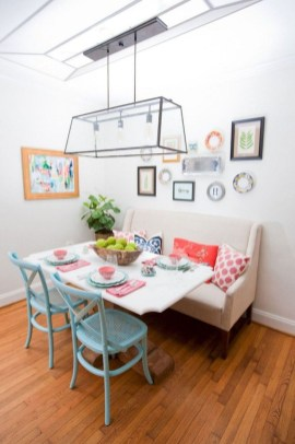 The Most Effective Tiny Dining Room Design Ideas27