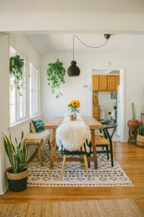 The Most Effective Tiny Dining Room Design Ideas35