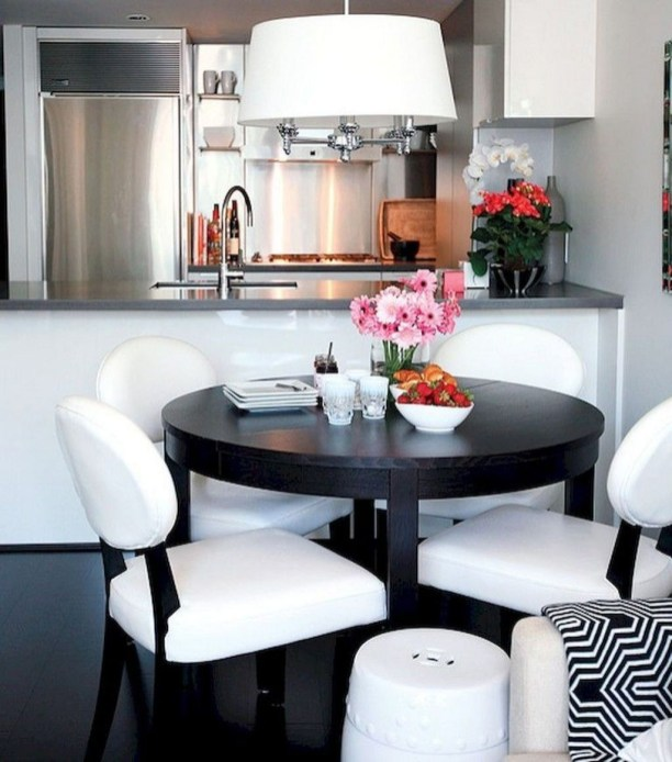 The Most Effective Tiny Dining Room Design Ideas39