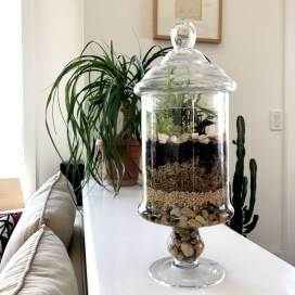 Unique And Beautiful Terrarium Design Ideas To Decorate Your Home08