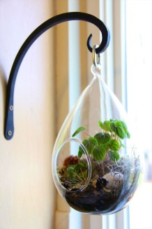 Unique And Beautiful Terrarium Design Ideas To Decorate Your Home13