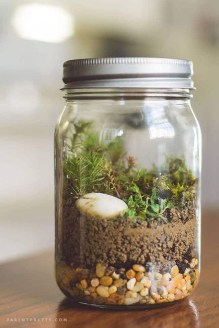 Unique And Beautiful Terrarium Design Ideas To Decorate Your Home14