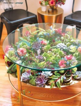 Unique And Beautiful Terrarium Design Ideas To Decorate Your Home18
