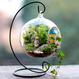 Unique And Beautiful Terrarium Design Ideas To Decorate Your Home19