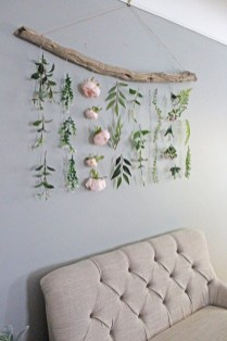 Amazing Diy Flower Wall Decoration For You Try04