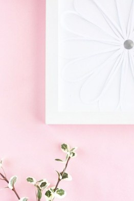 Amazing Diy Flower Wall Decoration For You Try08
