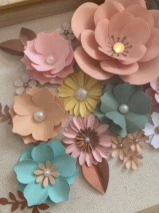 Amazing Diy Flower Wall Decoration For You Try20