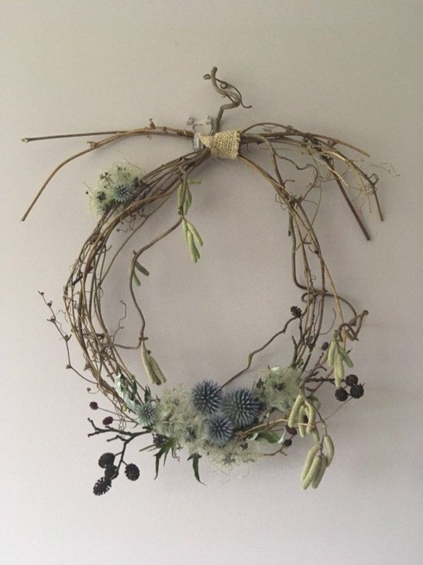 Amazing Diy Flower Wall Decoration For You Try38