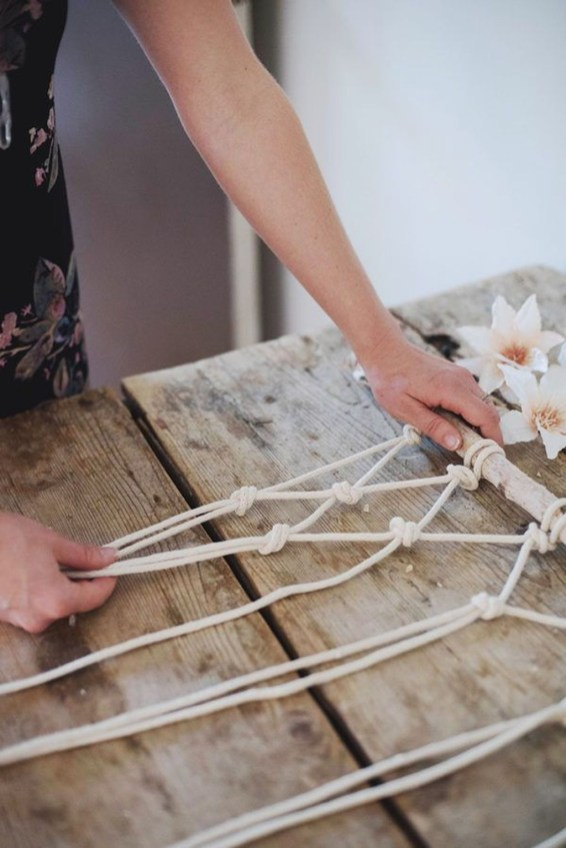 Amazing Diy Flower Wall Decoration For You Try39