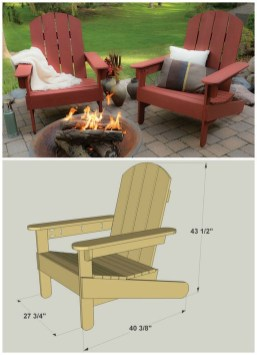 Awesome Diy Outdoor Furniture Project Ideas You Have Must See10