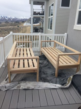 Awesome Diy Outdoor Furniture Project Ideas You Have Must See15