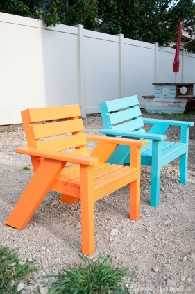 Awesome Diy Outdoor Furniture Project Ideas You Have Must See31