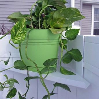 Awesome Diy Plant Shelf Design Ideas To Organize Your Garden24