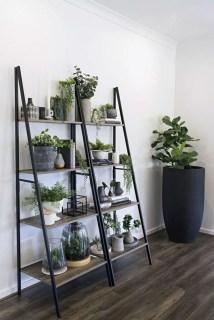 Awesome Diy Plant Shelf Design Ideas To Organize Your Garden41