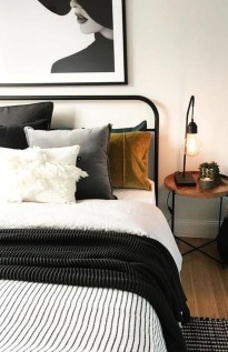Awesome Industrial Style Bedroom Design Ideas23