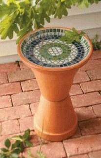 Bird Bath Design Ideas For Your Backyard Inspiration05