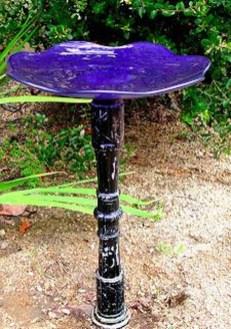 Bird Bath Design Ideas For Your Backyard Inspiration10