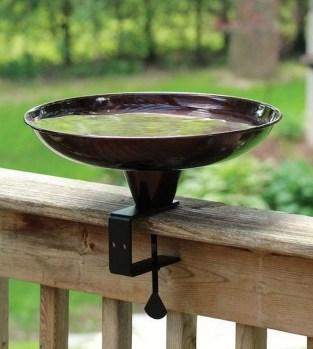Bird Bath Design Ideas For Your Backyard Inspiration15
