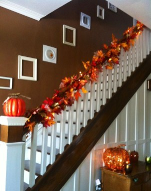 Cheap Diy Thanksgiving Decoration Ideas For Your Apartment07