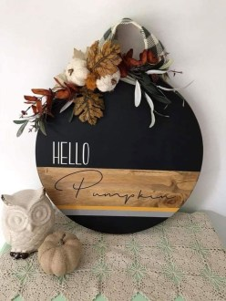 Cheap Diy Thanksgiving Decoration Ideas For Your Apartment23