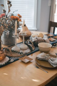 Cheap Diy Thanksgiving Decoration Ideas For Your Apartment29