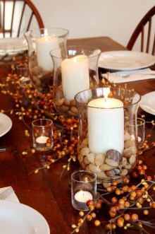 Cheap Diy Thanksgiving Decoration Ideas For Your Apartment30