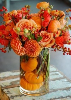 Cheap Diy Thanksgiving Decoration Ideas For Your Apartment32