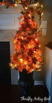 Cheap Diy Thanksgiving Decoration Ideas For Your Apartment35