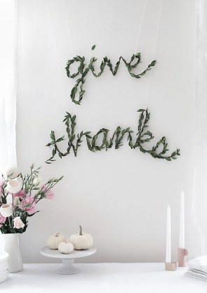 Cheap Diy Thanksgiving Decoration Ideas For Your Apartment36
