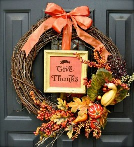 Cheap Diy Thanksgiving Decoration Ideas For Your Apartment41