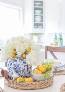 Gorgeous Summer Decor Ideas To Upgrade Your Home Comfortable05