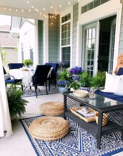 Gorgeous Summer Decor Ideas To Upgrade Your Home Comfortable12