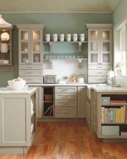 Impressive Gray And Turquoise Color Scheme Ideas For Your Kitchen21