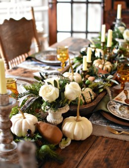 Inspired Decor Ideas For The Best Thanksgiving Ever11