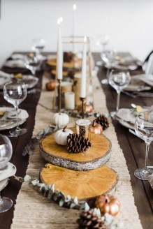 Inspired Decor Ideas For The Best Thanksgiving Ever23