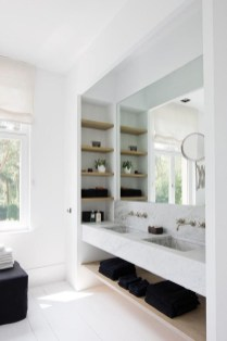 Interesting Floating Wall Shelves For Your Bathroom Style Ideas13