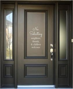 Minimalist Home Door Design You Have Must See03