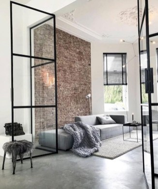 Minimalist Home Door Design You Have Must See34