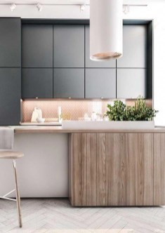 Modern Minimalist Kitchen Design Makes The House Look Elegant01
